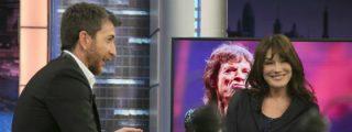 Pablo Motos, machacado por su entrevista a Carla Bruni