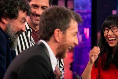 'El Hormiguero': La indiscreta pregunta de Paco León que Yibing no quiso contestar