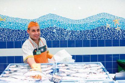El secreto que se esconde tras los murales de la pescadería de Mercadona