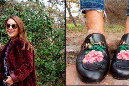¡El colmo de lo hortera!: Paula Echevarría visita a su abogado con pantuflas de 1.000 euros