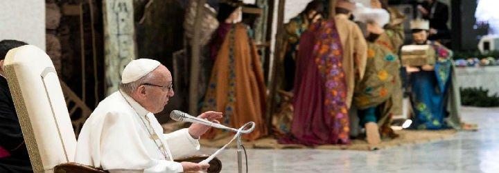 El Papa recuerda que los pecados mortales sólo se absuelven en el confesionario