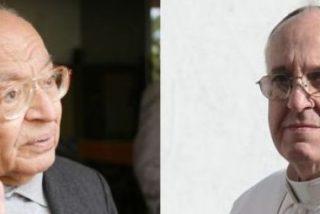El Papa se reunió en Lima con Gustavo Gutiérrez