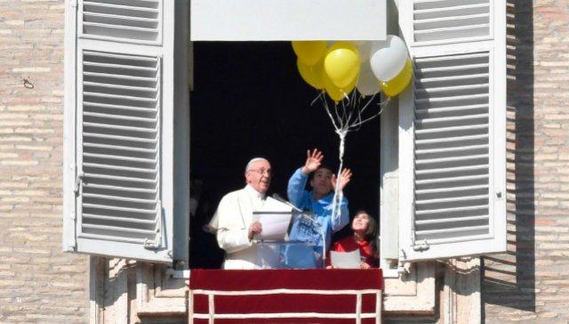 """Jóvenes de la Acción Católica, al Papa: """"Queremos ser misioneros de paz"""""""