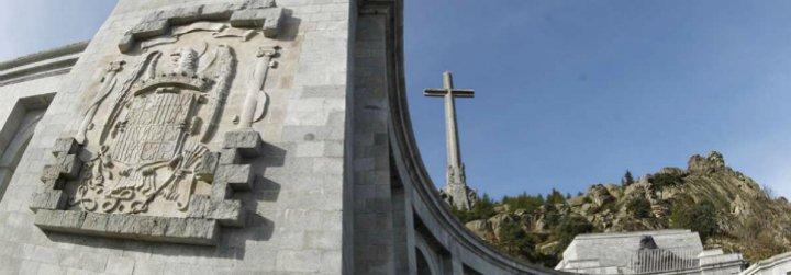 Víctimas del Franquismo denuncian al Valle de los Caídos