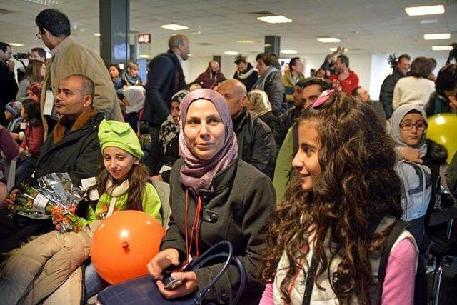 Treinta refugiados sirios llegarán a Italia con los pasillos humanitarios