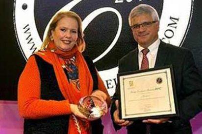"""FITUR 2018: Perú fue galardonado en Madrid con el prestigioso """"Premio Excelencias"""""""