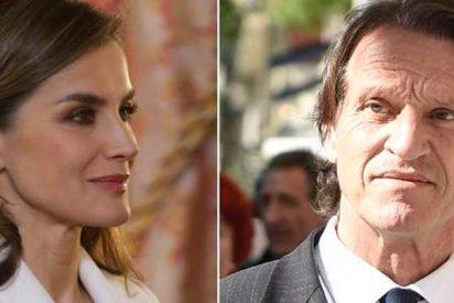 """Pilar Eyre afirma que Doña Letizia tuvo """"una breve relación"""" con el aventurero Kitín Muñoz"""