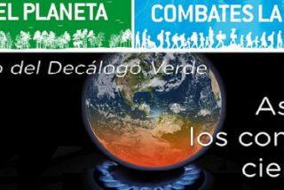 """El noveno 'Mandamiento' ecológico: """"Asumirás los consensos científicos"""""""