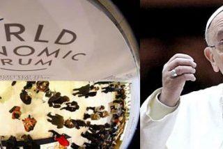 """El Papa llama al Foro de Davos a admitir """"su responsabilidad"""" ante la pobreza"""