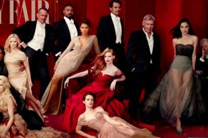 Cachondeo en las redes con los espantosos errores de Photoshop en esta portada de Vanity Fair