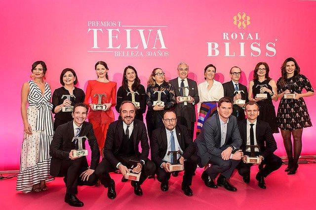Las ampollas Endocare-C Proteoglicanos Oil Free reciben el premio 'T de Telva' al cosmético más innovador