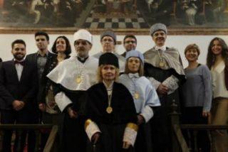 La Universidad Pontificia de Salamanca celebra Santo Tomás de Aquino