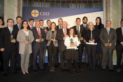 La Fundación San Pablo CEU entrega sus Premios Ángel Herrera