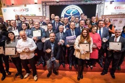 "Entregados ""Premios Excelencias"" 2017 en FITUR"