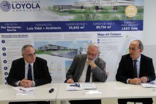 La Universidad Loyola estrenará nuevo campus en septiembre de 2019