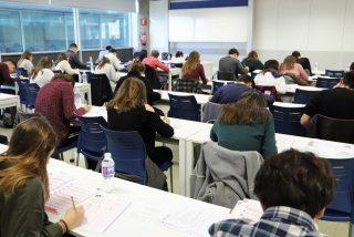 Universidad Loyola celebra en Córdoba y Sevilla pruebas de admisión a los grados para el próximo curso