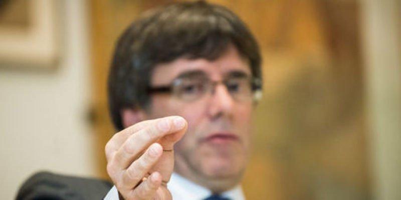 La diablo-treta de Puigdemont