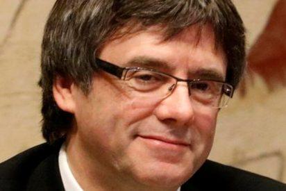 El caradura prófugo Puigdemont vive como un marqués en la suite presidencial de un hotel en Bruselas