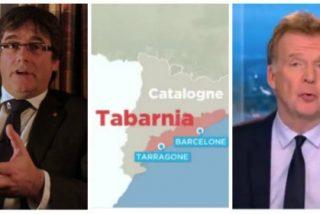 ¡Tiembla, Puigdemont! La tele belga ya no se traga tus trolas separatistas y abraza exultante a Tabarnia
