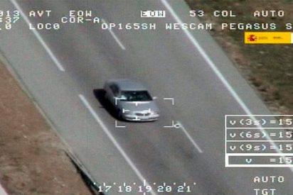 La justicia determina que es ilegal quitar puntos o multar sin saber quién conduce