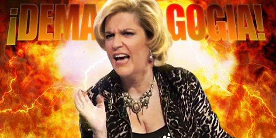 La asquerosa razón de Pilar Rahola para vincular el asesinato de Diana Quer con el golpe del 1-0