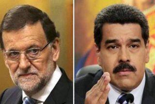El presidente Rajoy y el tirano Maduro suben el nivel de su bronca con una expulsión de embajadores