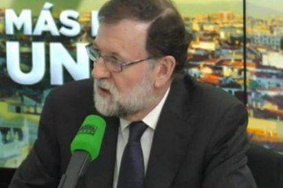 """La penosa entrevista del """"No nos metamos en esto""""... ¿Qué pretende Rajoy que le preguntemos?"""