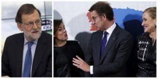 Cifuentes, Feijóo y Santamaría, os toca esperar: habrá Mariano Rajoy para rato... o no