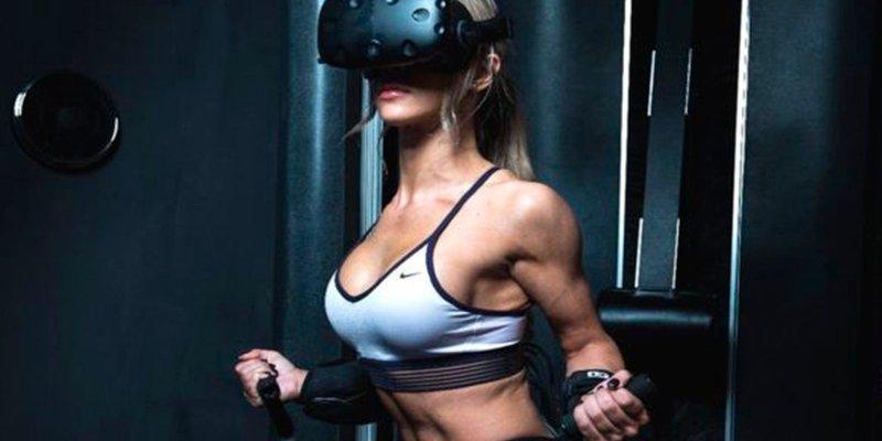 Realidad virtual para ponerte en forma: La nueva tendencia de moda