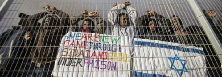 """""""El bienestar de Israel no se puede lograr a costa de tantas personas rechazadas"""""""