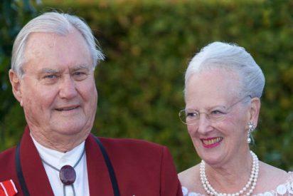 El Príncipe Henrik de Dinamarca es hospitalizado durante sus vacaciones en Egipto