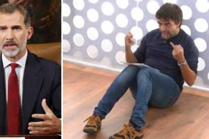 Salen a la luz los mensajes de odio e inquina contra España de Manu Guix (OT) y la red es un clamor contra el programa de TVE