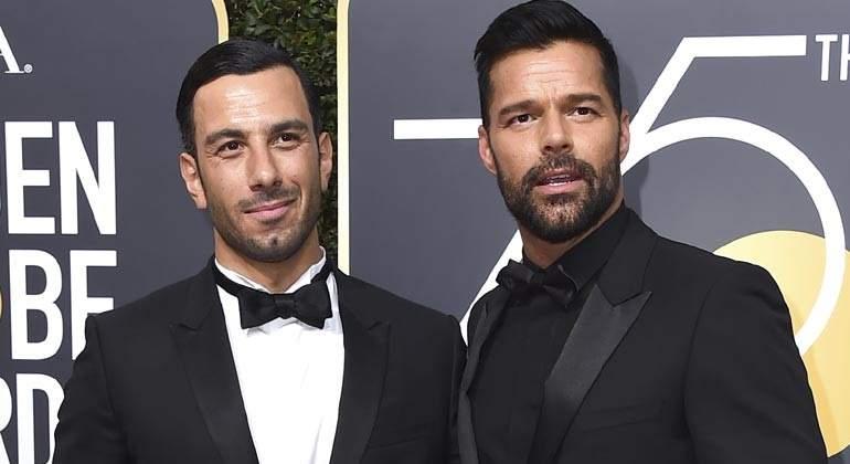 Ricky Martin se ha casado con Jwan Yosef