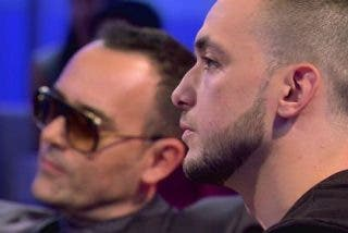 """El rapero C. Tangana incomoda y vacila a Risto Mejide: """"Esto parece un velatorio"""""""