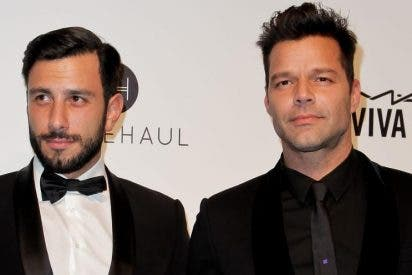 """Ricky Martin: """"Mis hijos me han preguntado por qué tienen dos papás"""""""