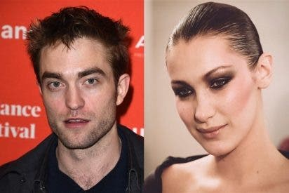 ¿Robert Pattinson y Bella Hadid juntos?