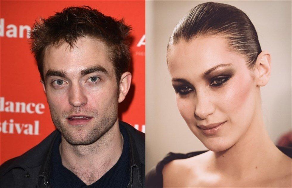 ¿Robert Pattinson y Bella Hadid juntos?