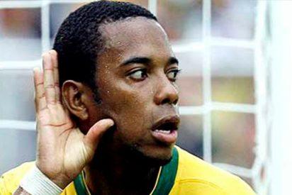 Robinho fichó por un club europeo tras ser condenado a prisión por violación