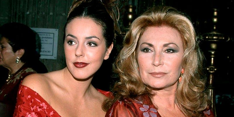 ¿Sabes qué ha hecho Rocío Carrasco con la herencia millonaria de su madre?