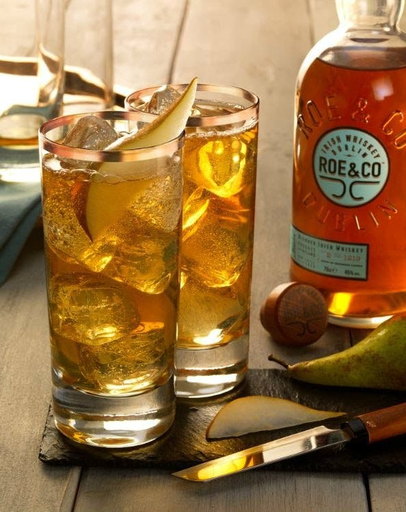 ¿Has probado ya el whiskey irlandés Roe & Co?