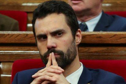 Roger Torrent cobrará más de 9.300 euros brutos al mes y 2.000 para desplazamientos, libres de impuestos