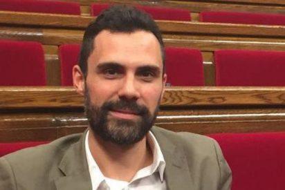 ERC elige al independentista Roger Torrent para ser el nuevo presidente del Parlament