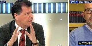 "Formidable estacazo de Alfonso Rojo al exetarra abogado de dos fugados golpistas: ""¡Me choca que este paisano nos dé lecciones de derechos!"""