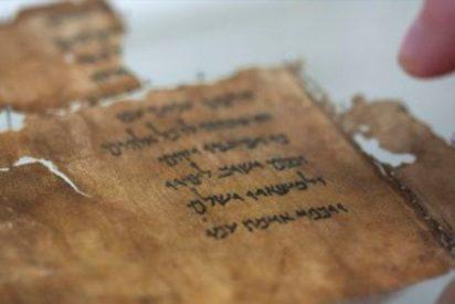 Descifran el misterio escondido en los textos de uno de los Rollos del Mar Muerto en Israel