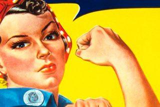 Rosie la Remachadora: el ícono del feminismo nacido en la II Guerra Mundial