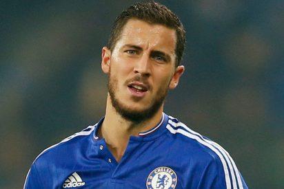 ¿Cuántas veces ha rechazado Hazard al Chelsea para fichar por el Real Madrid?