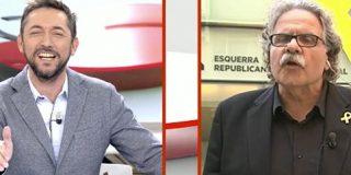 Javier Ruiz se chotea de Tardá por pactar con los corruptos de Convergencia y no querer reconocerlo