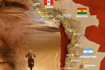 Todo sobre el Rally Dakar 2018