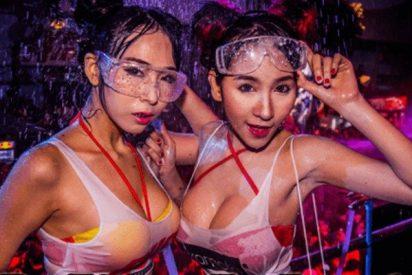 El robo de agua en los burdeles de Bangkok hunde el suelo de Tailandia