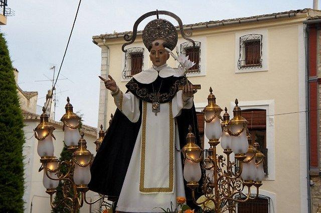 Las diócesis levantinas celebran el año de San Vicente Ferrer